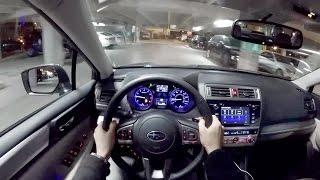 2016 Subaru Legacy - WR TV POV Night Drive