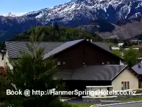 Hanmer Springs Hotels | Village Lake Apartments