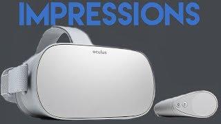 Oculus Go... Who Cares?