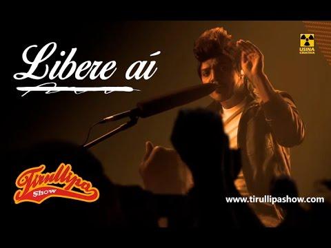 """Tirullipa na paródia """"Libera aí"""" de Luan Santana"""