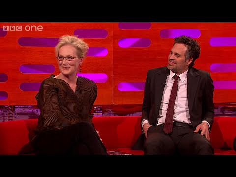 Meryl Streep's worst audition - The Graham Norton Show: Series 16 Episode 13 Preview - BBC One