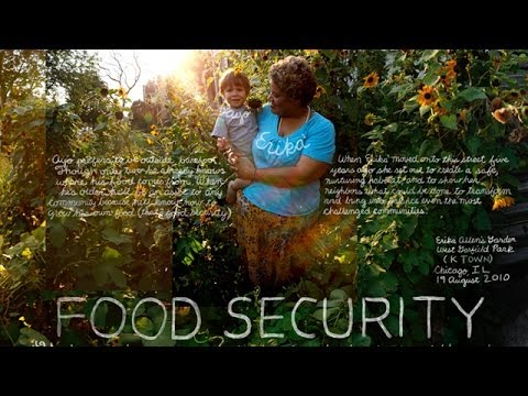 Food Security | The Lexicon of Sustainability | PBS Food
