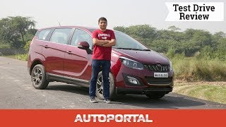 Mahindra Marazzo Test Drive Review – Best MPV under Rs 15 Lakh? – Autoportal