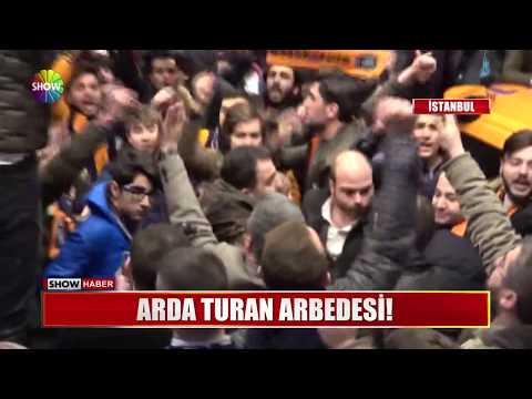 Arda Turan arbedesi!