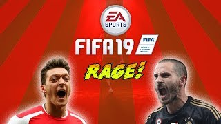 FIFA 19 RAGE Compilation #1 (Twitch Moments)
