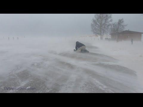 Dominating the Polar Vortex!  Blizzards  of 2014