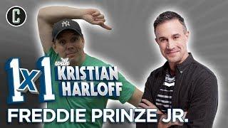 Freddie Prinze Jr. Interview, 1x1 W KRISTIAN HARLOFF