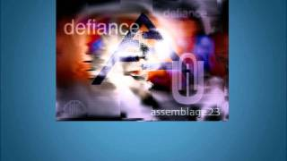 Assemblage 23   Ground (lyrics)