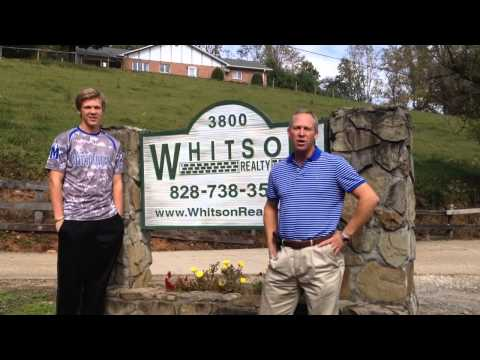 Hometown Salute for Greg Holland: Whitson Realty