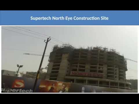 Real Estate Properties in India @ Supertech Commercial  Project