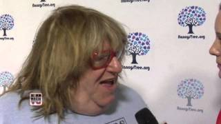 Actor Comedian Bruce Vilanch Interview at Nancys Tree Garden Party