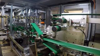 Optima Nonwovens and Intigena increase speed and flexibility in baby diaper machine using iTRAK