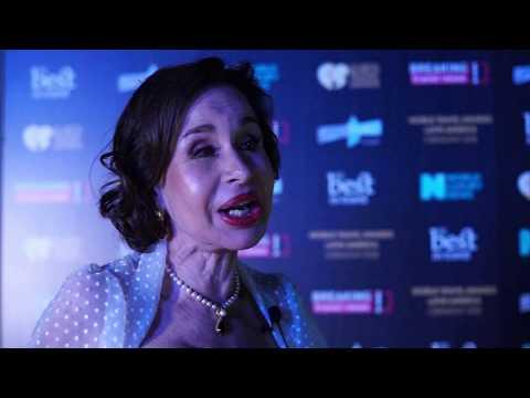 Gloria Gallardo Zavala, president, Public & Municipal Company of Tourism, Guayaquil (Spanish)
