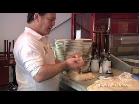 Neapolitan Pizza Making with the Masters! Part 1