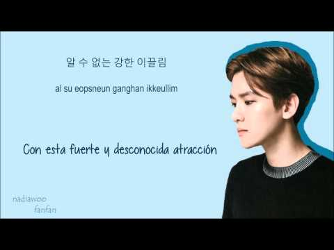 Baekhyun - Beautiful (두근거려) [ Sub Español /Romanization/Hangul] EXO Next Door OST