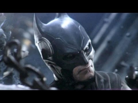 Injustice: Gods Among Us - iOS Overview