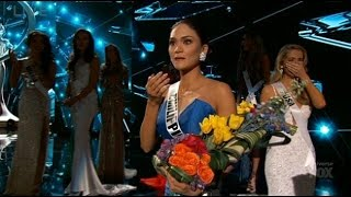 Hd Full Steve Harvey Messes Up On Miss Universe 2015 Colombia X Philippines