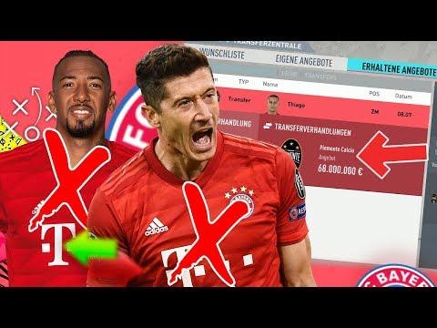 UMBRUCH mit VIELEN TRANSFERS? 😱 FIFA 20 Karrieremodus FC Bayern