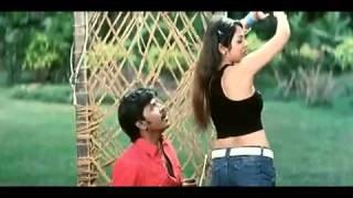 Tamil Meenakshi Navel and Boobs Hot