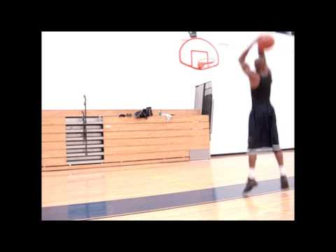 Michael Jordan Post Shot-Fake, Fadeaway Jumper Pt. 2   Dre Baldwin