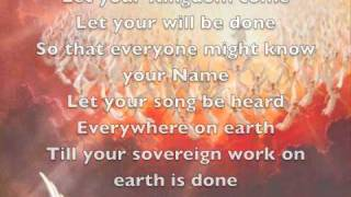 Let your kingdom come  Sovereign grace ministries
