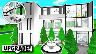 MY NEW RENOVATED HOUSE TOUR ON BLOXBURG! (Roblox)
