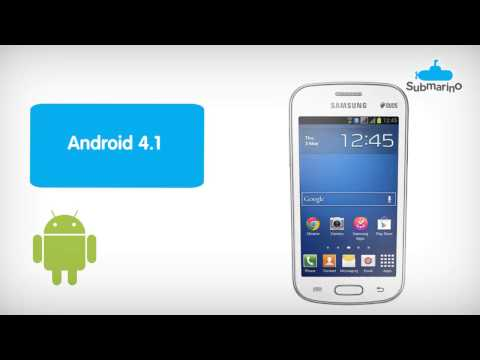 Samsung Galaxy Trend Lite Duos Branco   Submarino.com.br