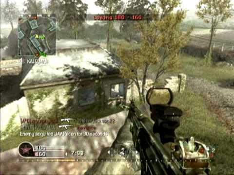 [PS3] COD4 Online Gameplay 2
