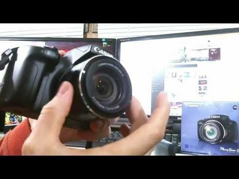 Canon PowerShot SX50 HS FULL REVIEW - PT 1