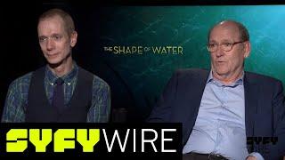 Doug Jones & Richard Jenkins on Working With Guillermo Del Toro - Shape of Water   SYFY WIRE