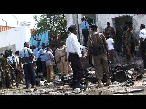 UN chief condemns 'despicable' attack in Somalia