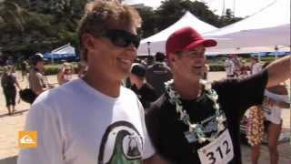 Event Recap Part 2 - Quiksilver Waterman Collection Waikiki Paddle Festival 2012