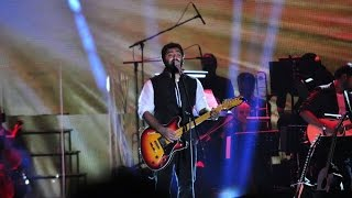 Arijit Singh in Dubai 2016 Concert with a Symphony Orchestra