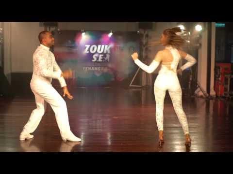 Zouk SEA 2016 with Fernanda and Carlos Da Silva in performance ~ video by Zouk Soul