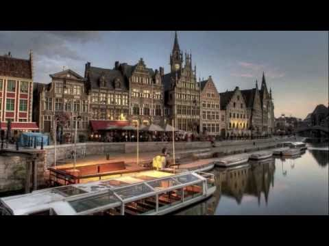 the capital and biggest city of the East Flanders province. The city