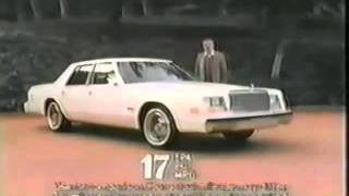 1979 chrysler newport commercial