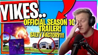 Tfue RAGES at World Cup WINNER.. SEASON 10 FULL TRAILER *SALTY FACTORIES* BACK!