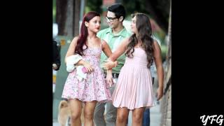 Ariana Grande and Jordan Viscomi | Goddamn you're beautiful to me