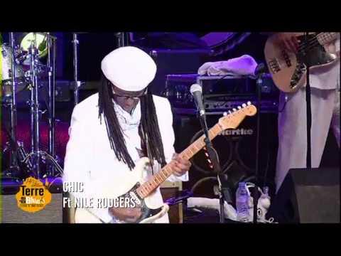 Nile Rodgers - Live @ Terre de Blues, 2013 (feat. Chic)