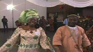 Cameroon Dance, MECUDA  - USA 2008 Convention Highlights  - Part TWO