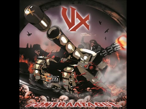VX - Contraataque [Full Album]