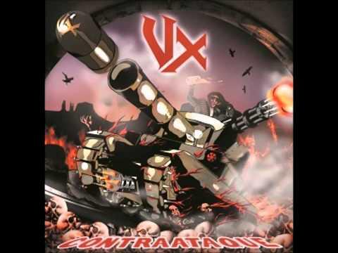 VX - Contraataque [Full Album]
