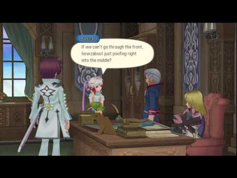 Tales of Graces ƒ Walkthrough Part 25