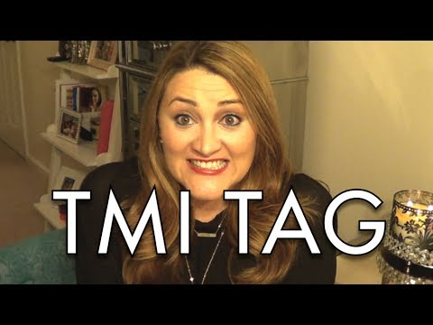 Too Much Information Tmi Tag Pamela Sanchez
