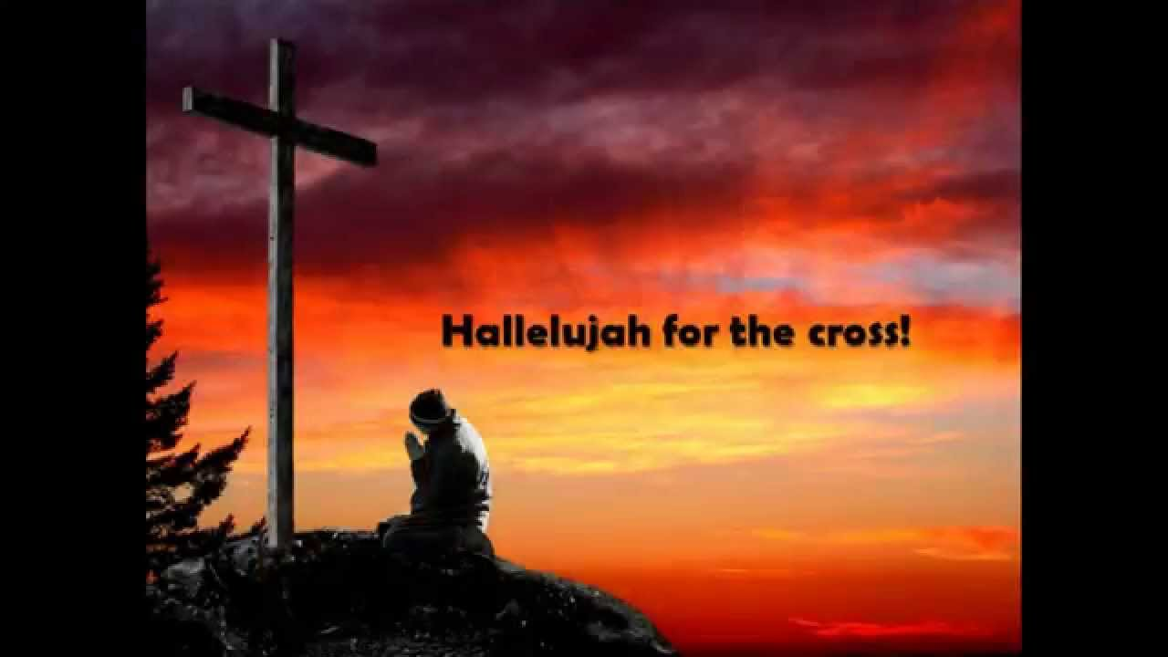 newsboys hallelujah for the cross youtube