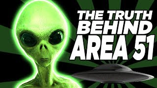 The Lies Behind Area 51