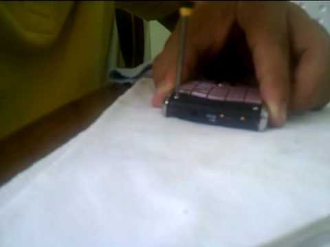 Video: How to assemble Blackberry Pearl