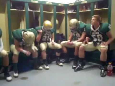 Notre Dame High School Football - 11/04/2012