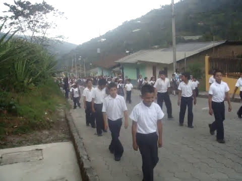 San Bernardo Nariño y su Desfile de Inauguración