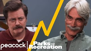 Ron Vs Ron - Parks and Recreation